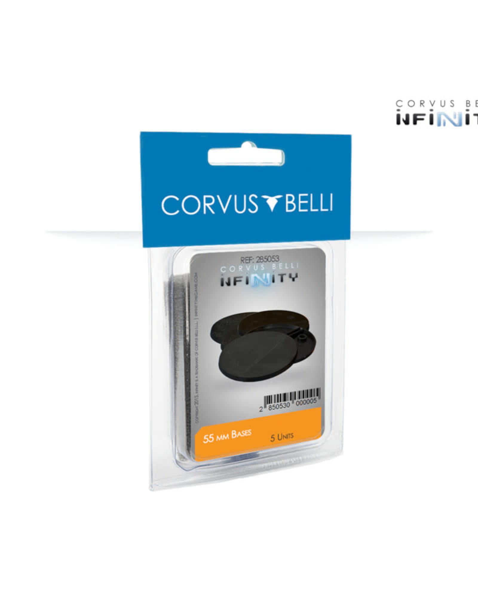 Corvus Belli Bases: Round 55mm (5)