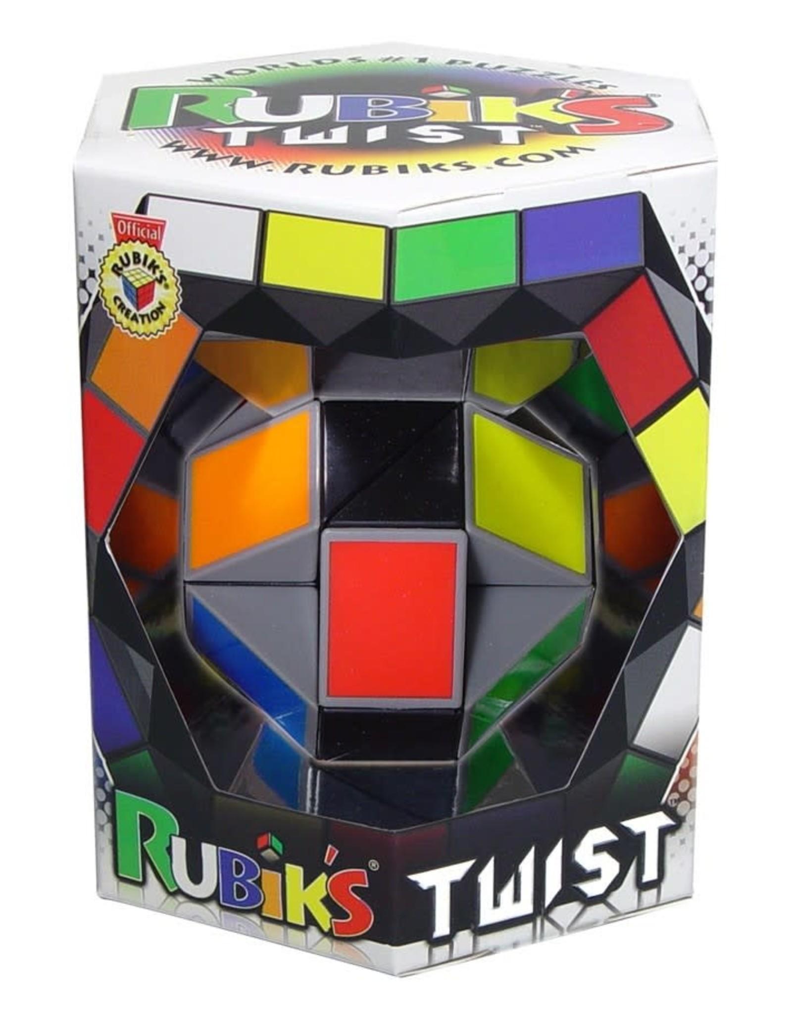 Winning Moves Rubik's Twist
