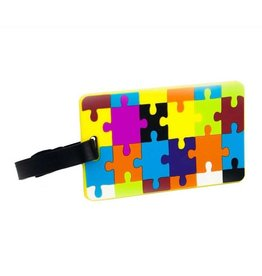 Springbok Puzzle Luggage Tag