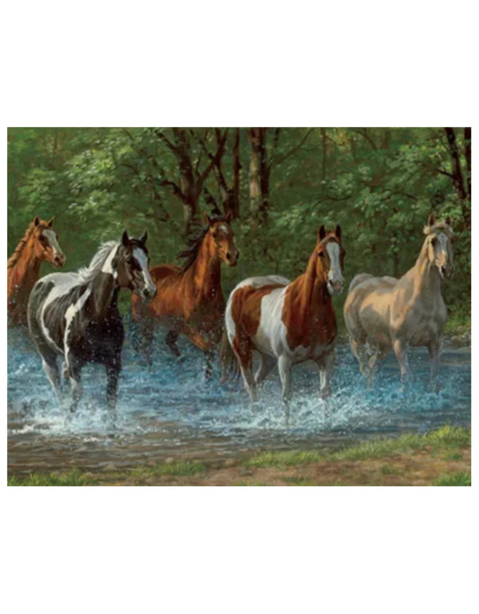 Springbok Summer Creek Puzzle 36 PC