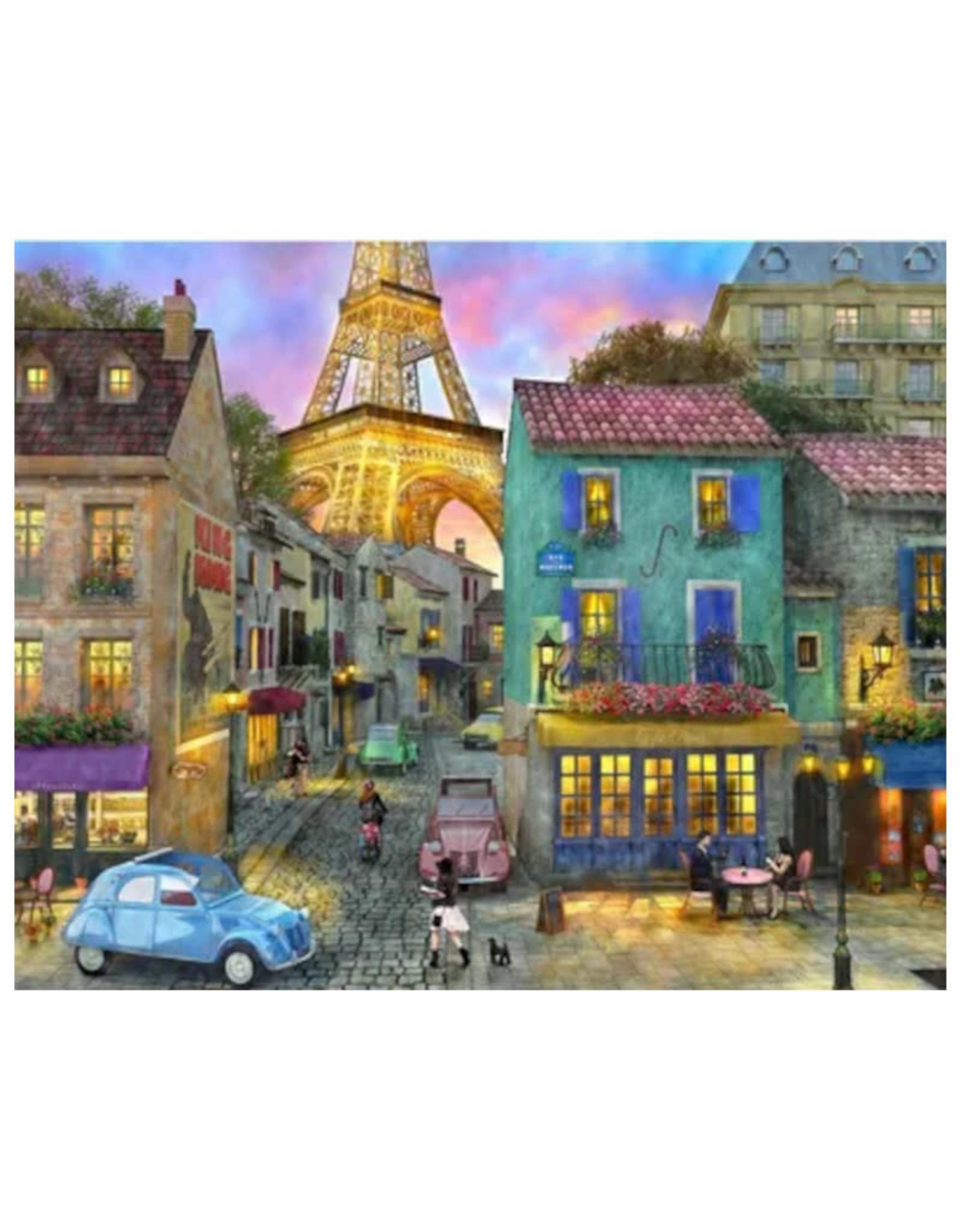 Springbok Eiffel Magic Puzzle 36 PC