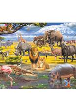 Springbok Savannah Puzzle 35 PC