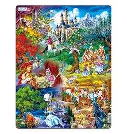 Springbok Grimm's Fairy Tales Puzzle 33 PC