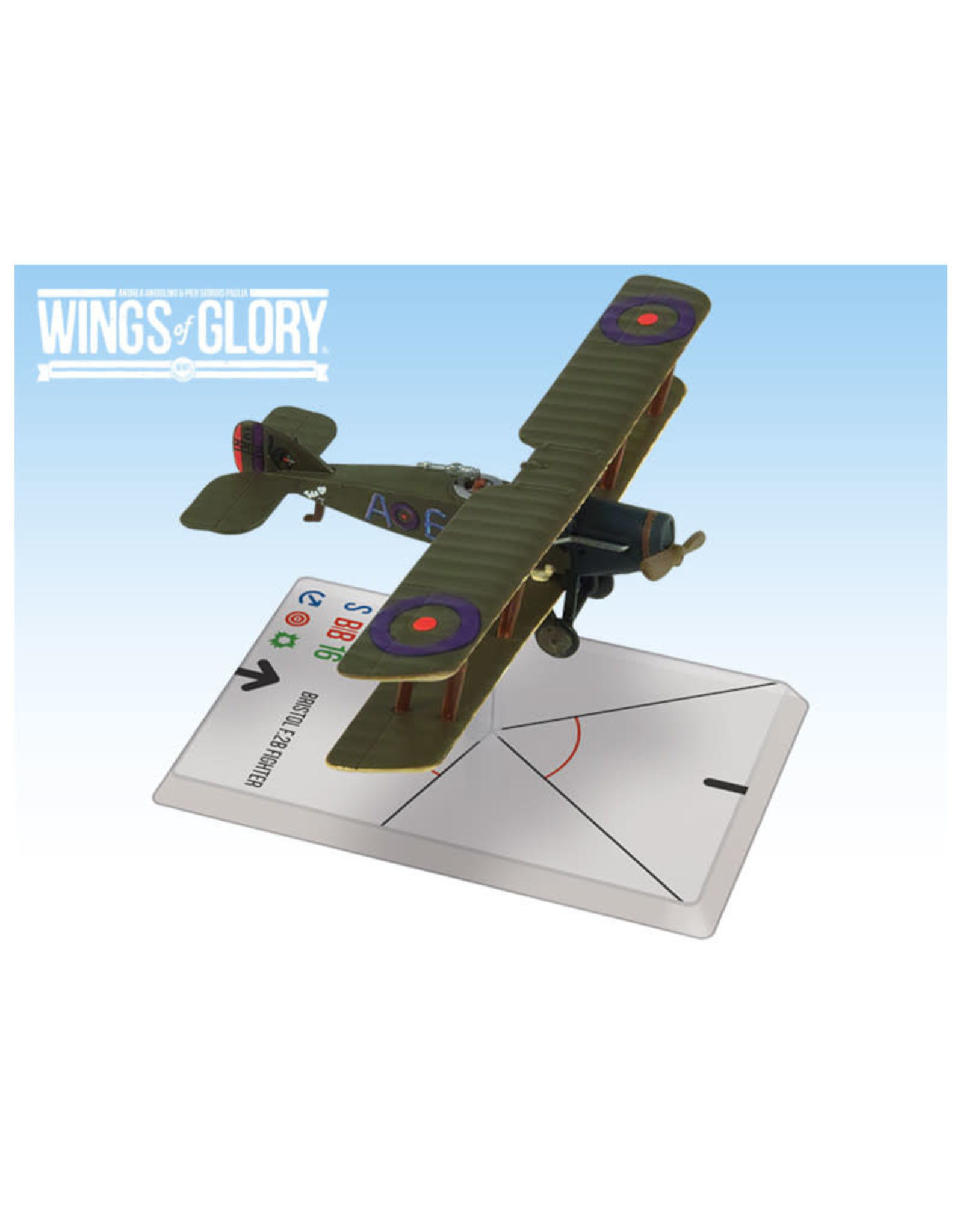 Ares Games Wings of Glory: WW1 Bristol F2B (A)
