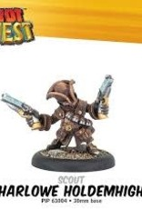Privateer Press Riot Quest Harlowe Holdemhigh