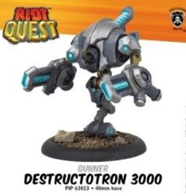 Privateer Press Riot Quest Destructotron 3000