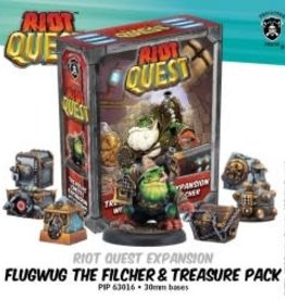 Privateer Press Riot Quest Treasure Pack and Flugwug