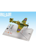 Ares Games Wings of Glory: WW2 Hawker Hurricane MK