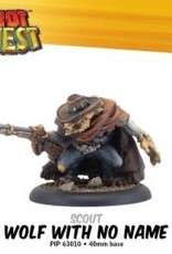 Privateer Press Riot Quest Wolf With No Name Scout