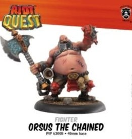 Privateer Press Riot Quest Orsus the Unchained
