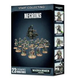 Games Workshop Warhammer 40K Start Collecting Necrons
