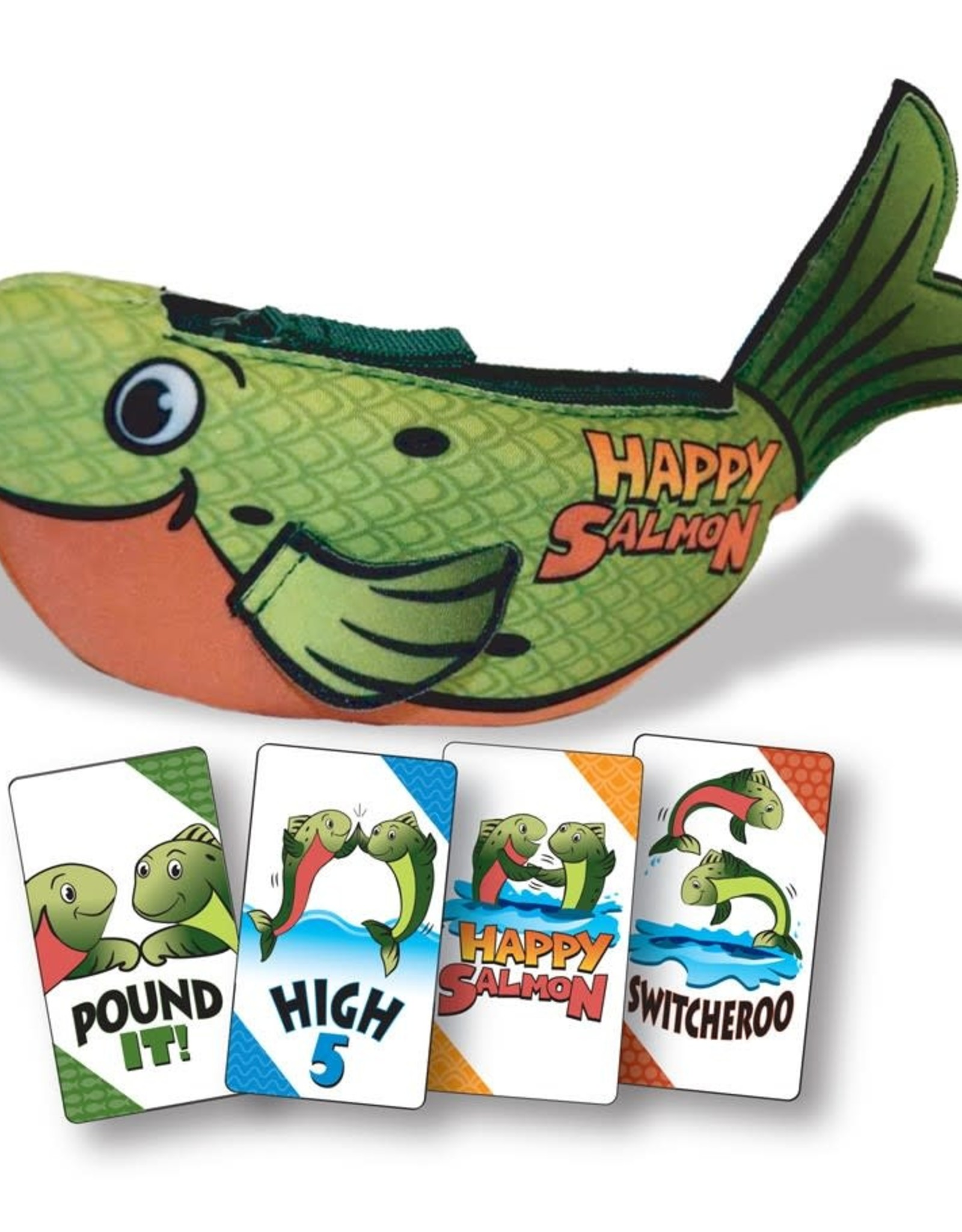 Northstar Games Happy Salmon Green Bag