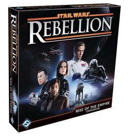 Fantasy Flight Games Star Wars Rebellion Rise of the Empire Expansion