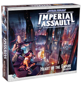 Fantasy Flight Games Star Wars Imperial Assault Heart of the Empire Expansion