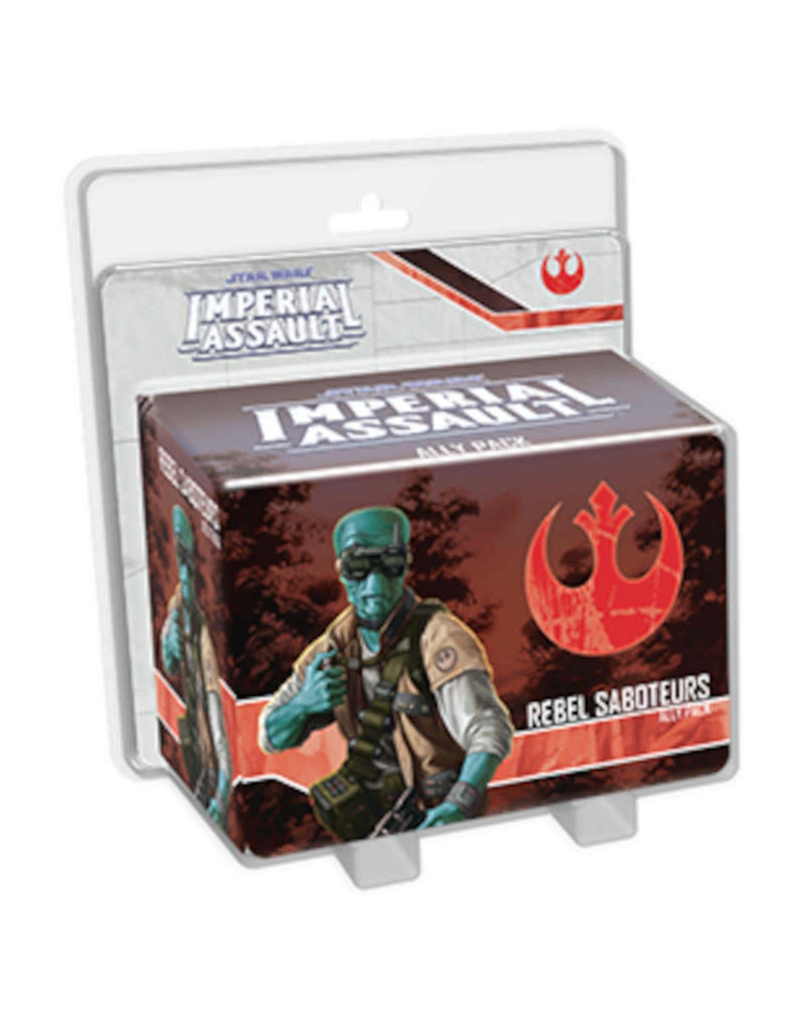 Fantasy Flight Games Star Wars Imperial Assault Rebel Saboteurs