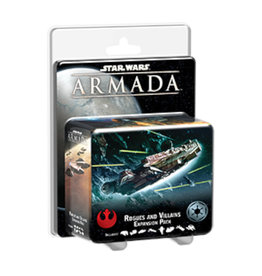 Fantasy Flight Games Star Wars Armada Rogues and Villains