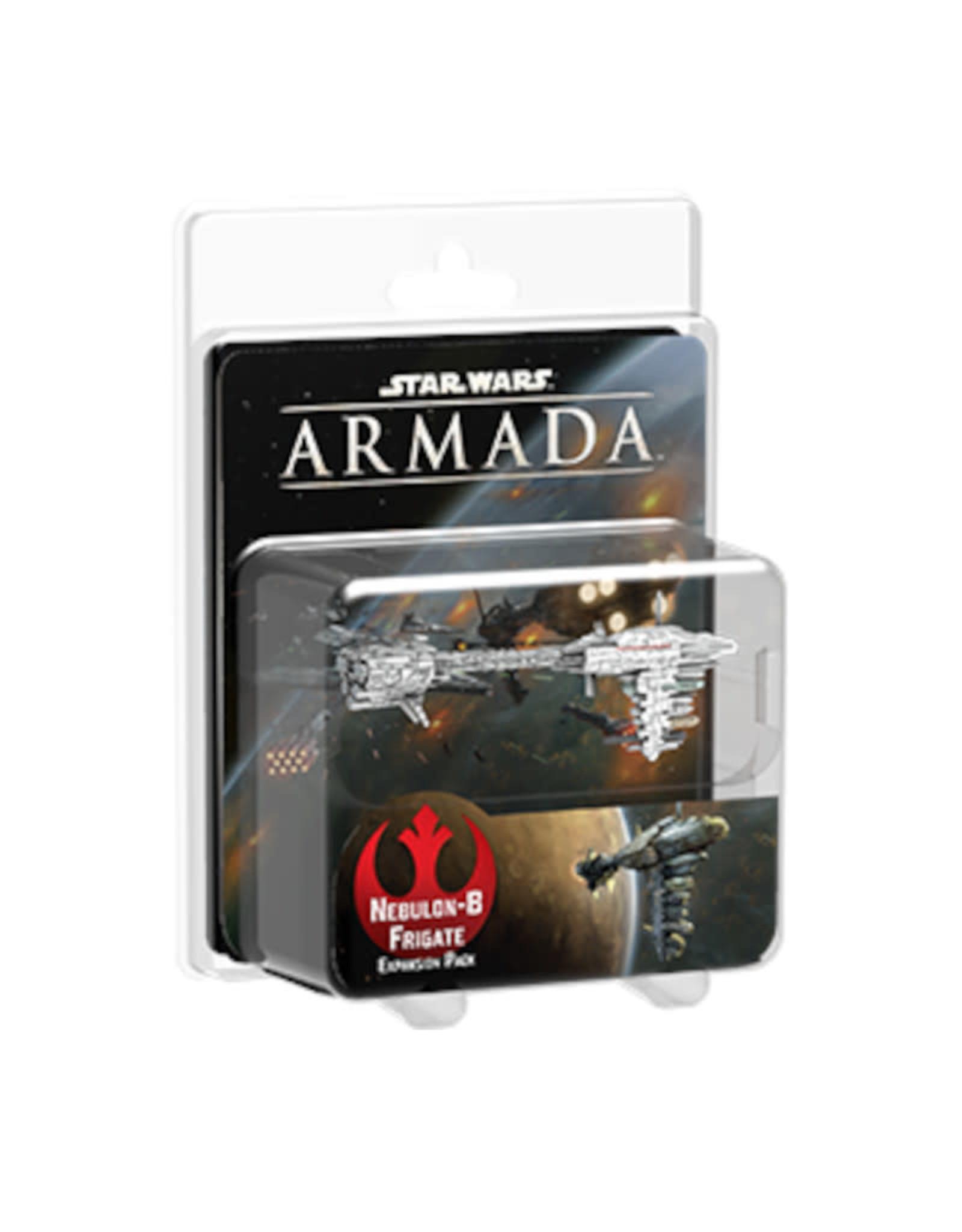 Fantasy Flight Games Star Wars Armada Nebulon B Frigate