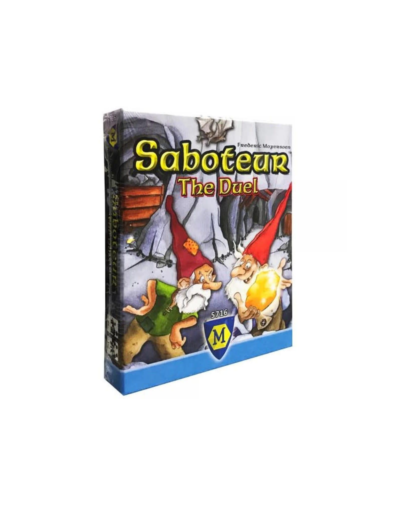Amigo Games Saboteur The Deal