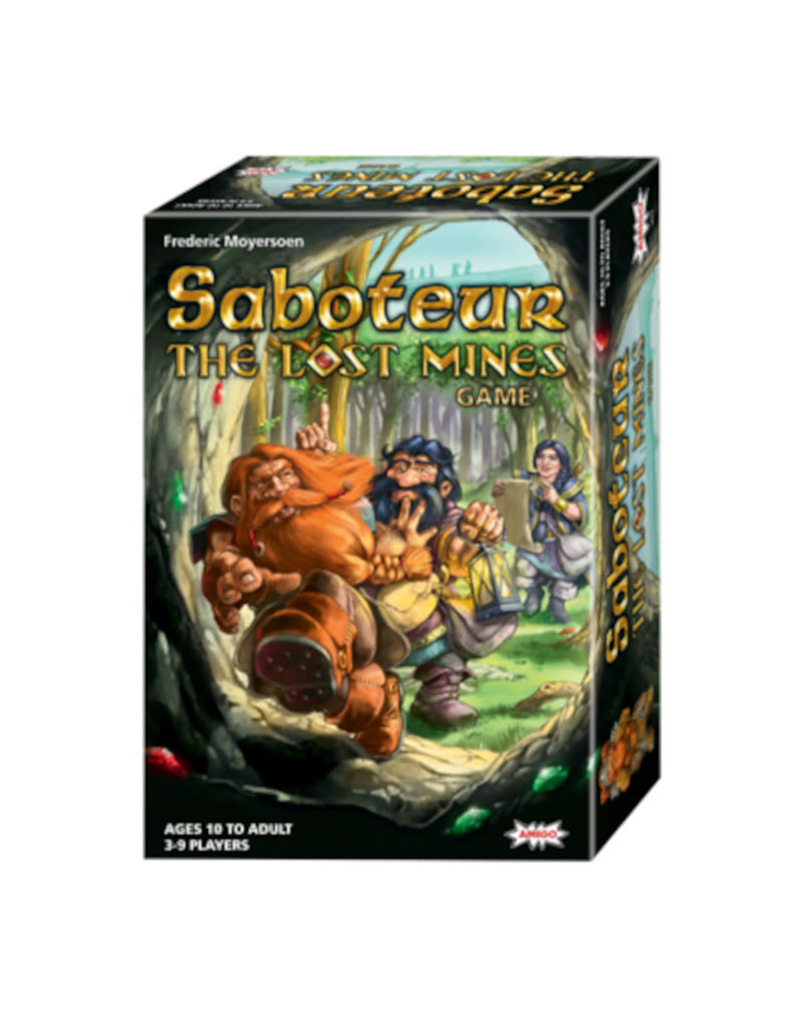 Amigo Games Saboteur Lost Mines