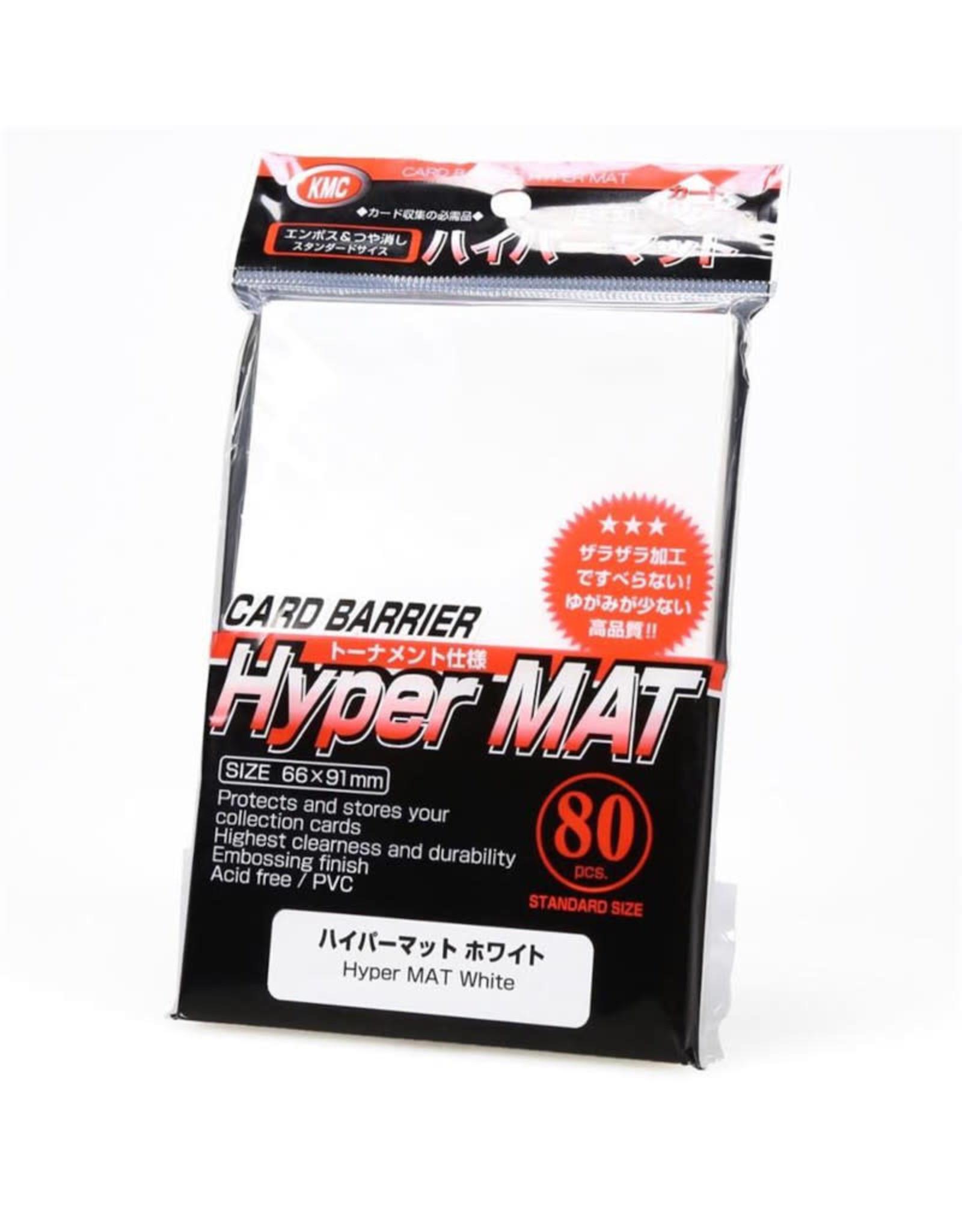 KMC KMC Hyper Mat White