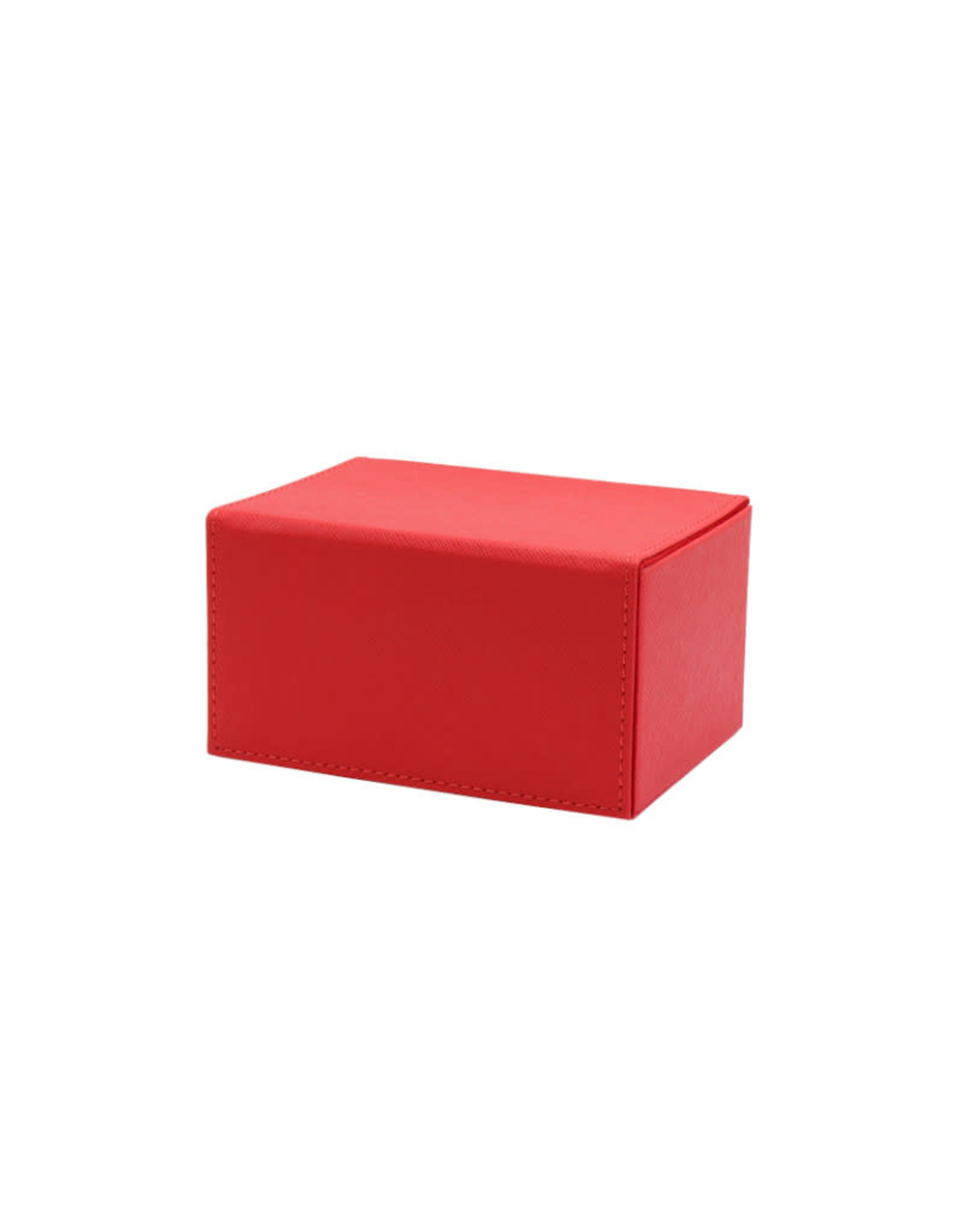 Dex Protection Deck Box: Creation Medium (100) Red
