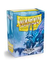 Arcane Tinmen Sleeves: Dragon Shield Matte (100) Petrol