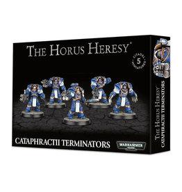 Games Workshop Warhammer 40K Cataphractii Terminators