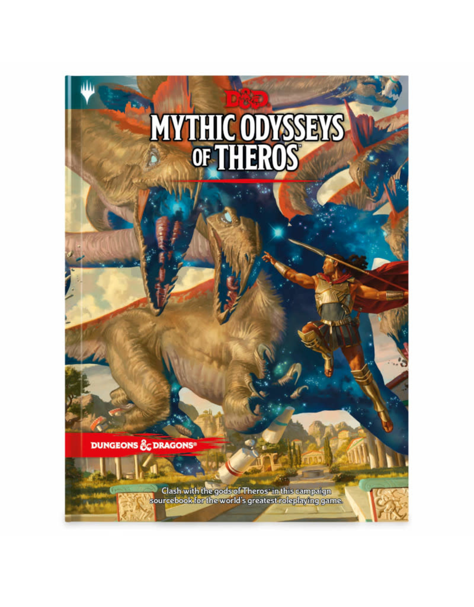 Wizards of the Coast D&D RPG: Mythic Odysseys of Theros