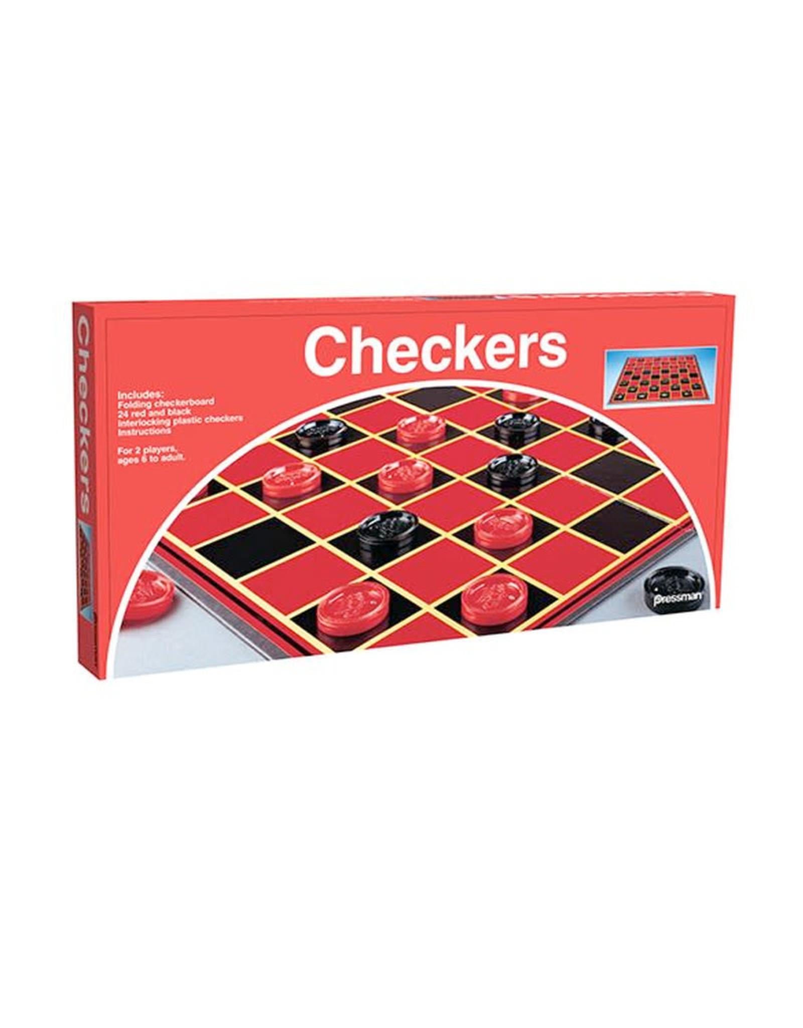Jax Checkers (Folding Board)