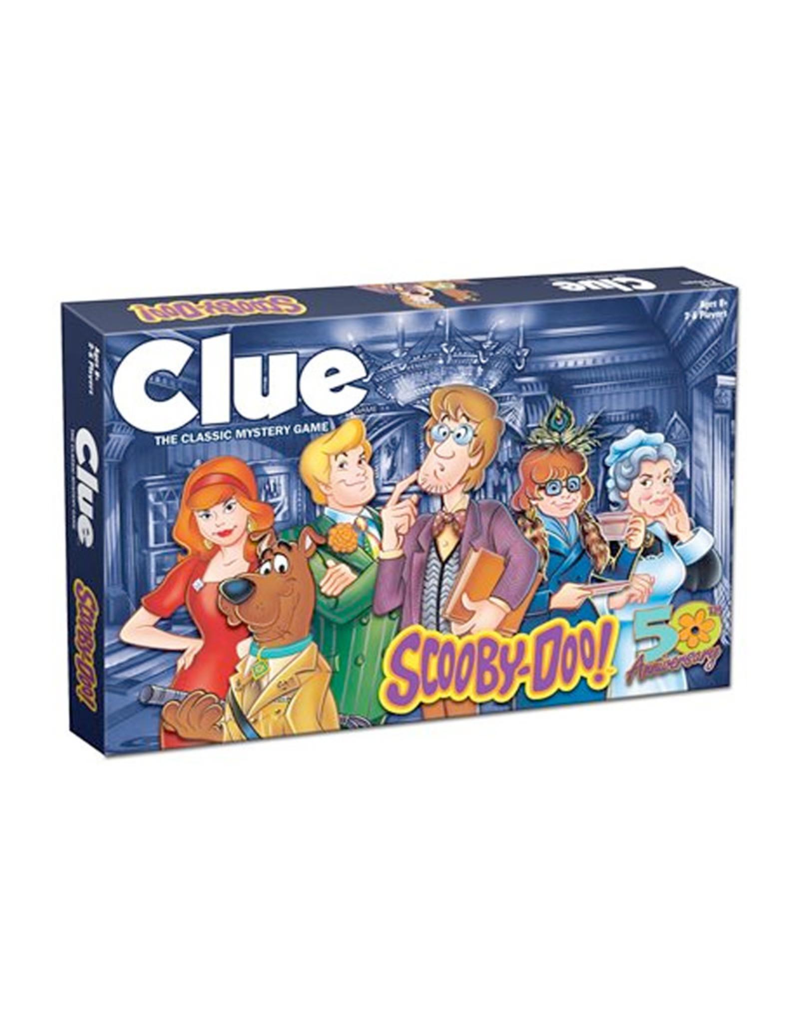 USAopoly Clue Scooby-Doo