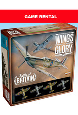 Ares Games (RENT) Wings of Glory WW2 Battle of Britain for a Day. Love It! Buy It!