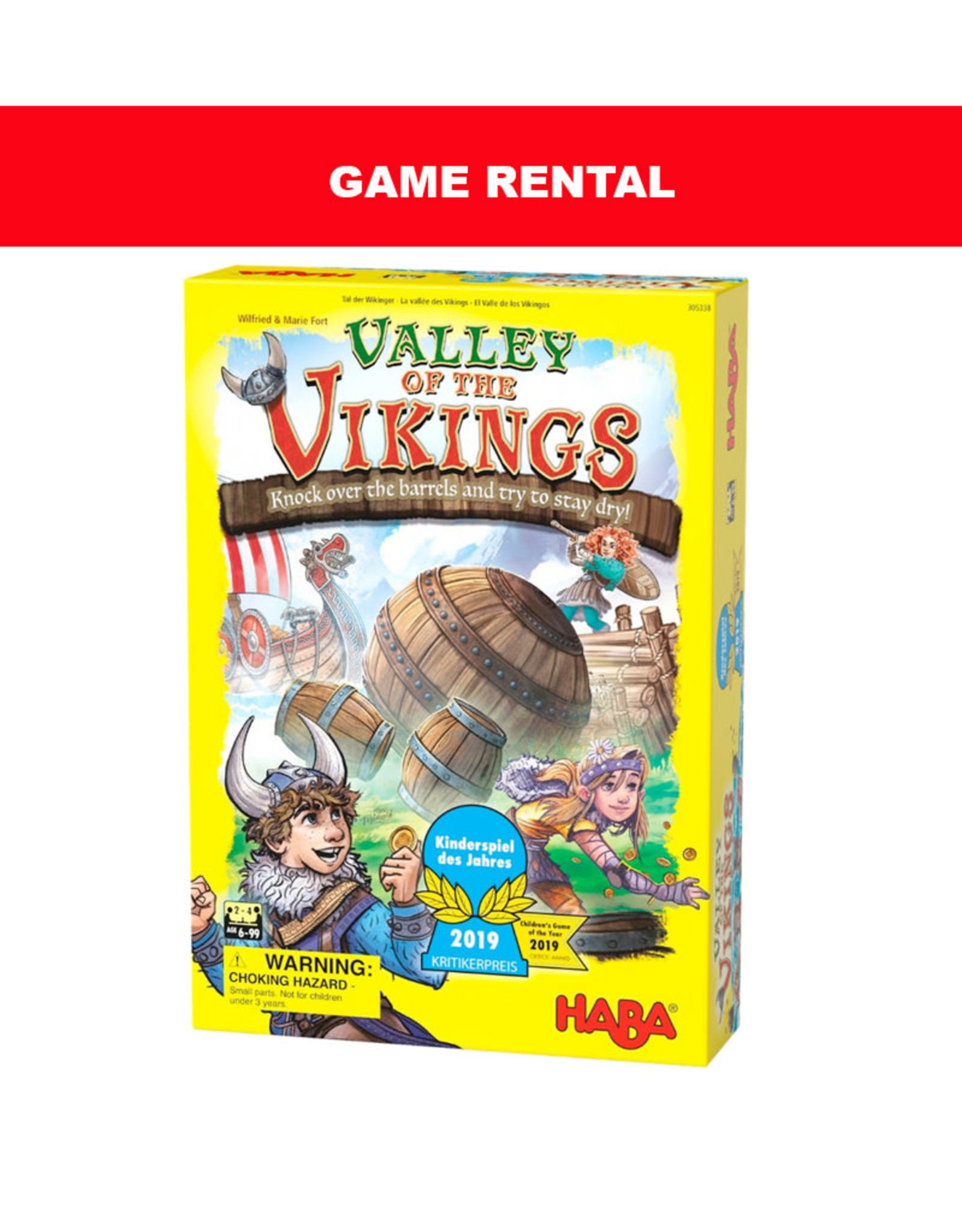 (RENT) Valley of the Vikings for a Day. Love It! Buy It!