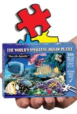 World's Smallest Jigsaw Puzzle: The Life Aquatic 234 PCS