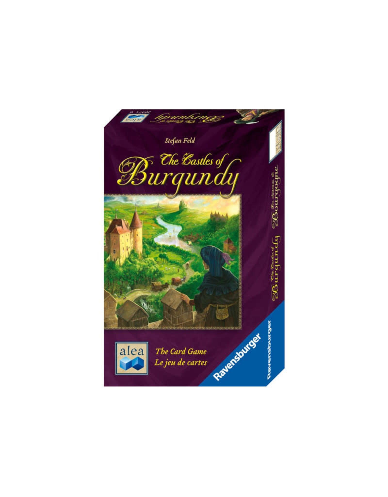 Ravensburger Castles of Burgundy The Card Game