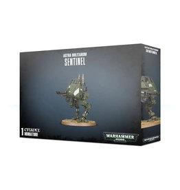 Games Workshop Warhammer 40K Astra Militarum Sentinel