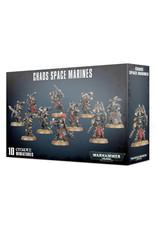 Games Workshop Warhammer 40K Chaos Space Marines