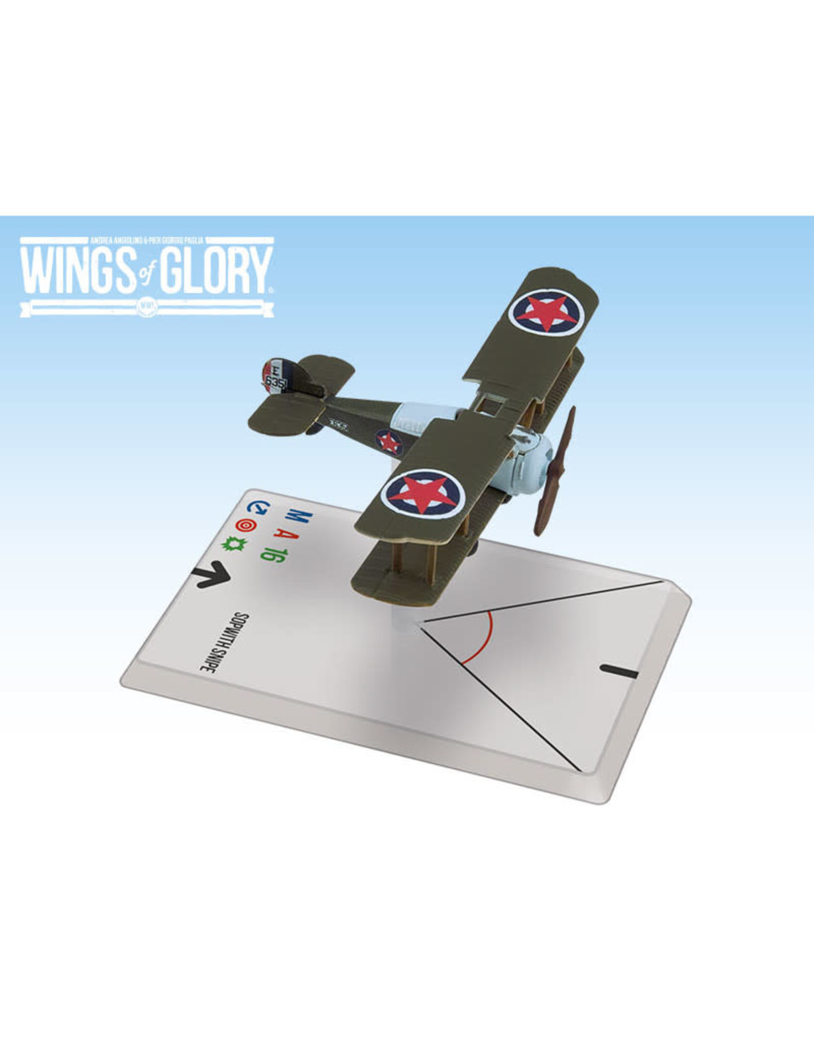 Ares Games Wings of Glory: WW1 Sopwith Snipe (Sapozhnikov)