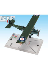 Ares Games Wings of Glory: WW1 RAF R.E.8 (Marsh/McKay Dempster)
