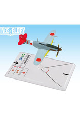 Ares Games Wings of Glory: WW2 Kawasaki KI-61-IB (Nakano)