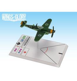 Ares Games Wings of Glory: WW2 Messerschmitt Bf.109 K-4 (Hartmann)