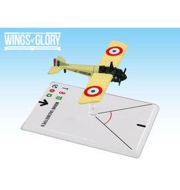 Ares Games Wings of Glory: WW1 Morane-Saulnier Type N (Gilber)