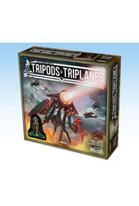 Ares Games Wings of Glory Tripods and Triplanes Starter Set