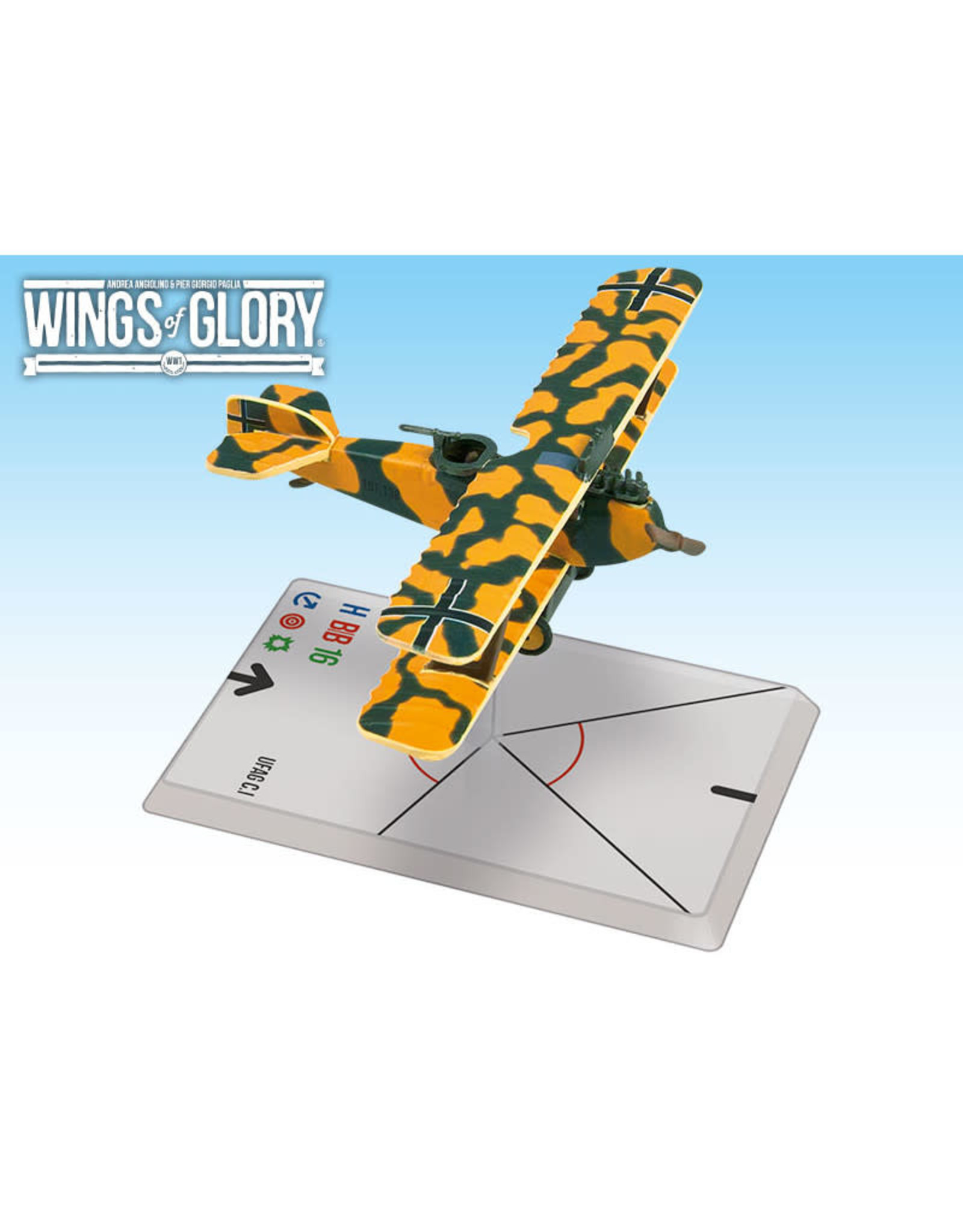 Ares Games Wings of Glory: WW1 UFAG C.I (161-138)
