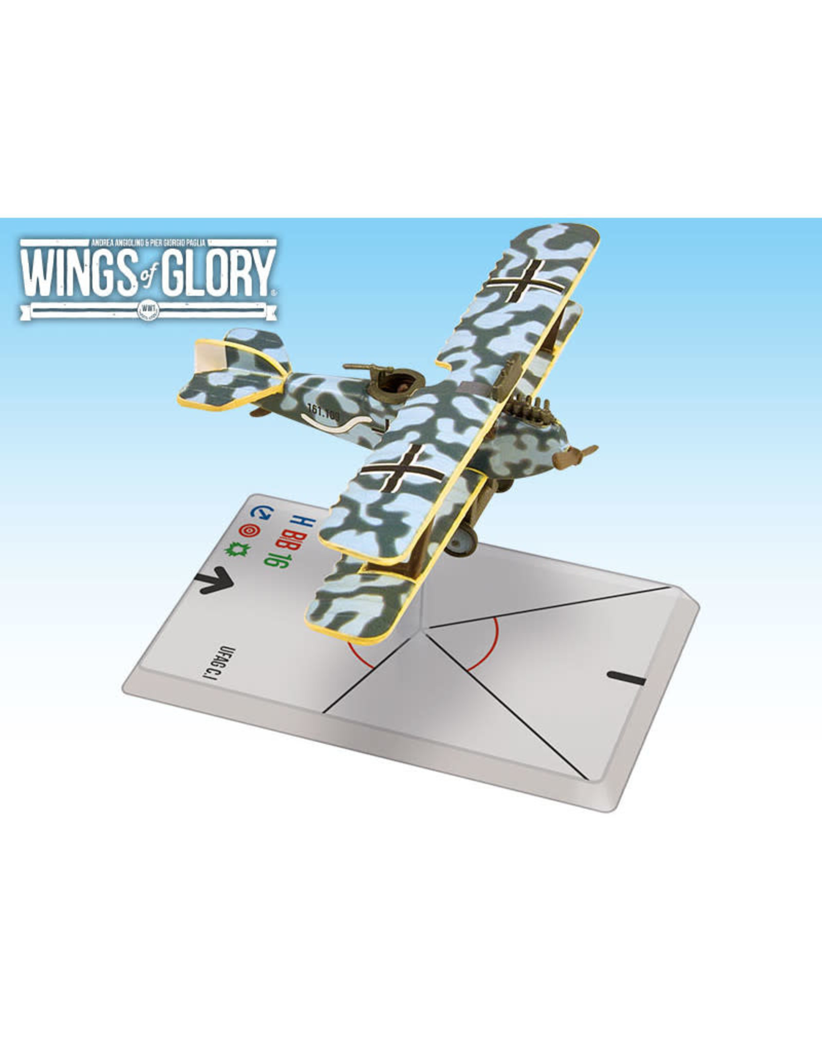 Ares Games Wings of Glory: WW1 UFAG C.I (Flik 62/S)