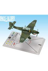 Ares Games Wings of Glory: WW2 Junkers JU 87 B-2 Sturzkampfgeschwader 77