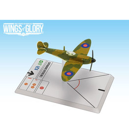 Ares Games Wings of Glory: WW2 Supermarine Spitfire MK.I (610 Squadron)