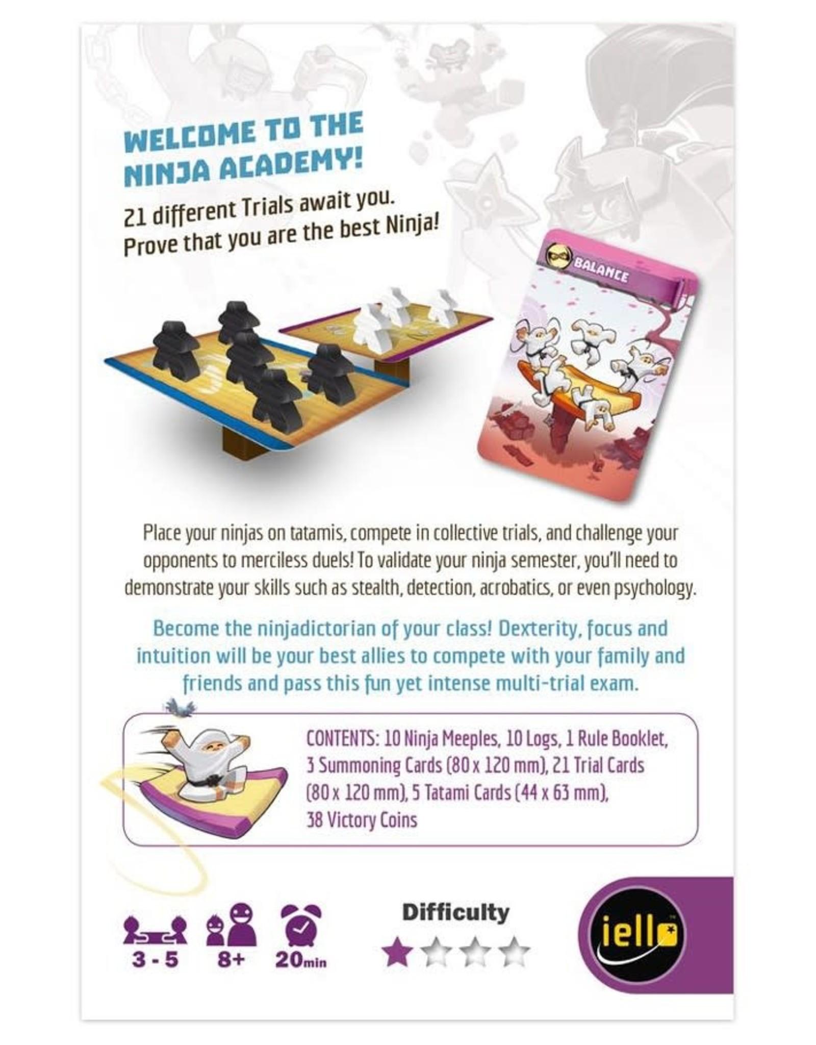 Iello Ninja Academy