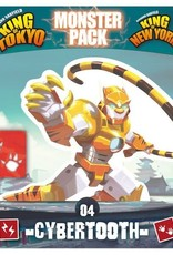 Iello King of Tokyo: Monster Pack #4 Cybertooth
