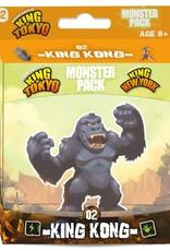 Iello King of Tokyo Monster Pack #2 King Kong
