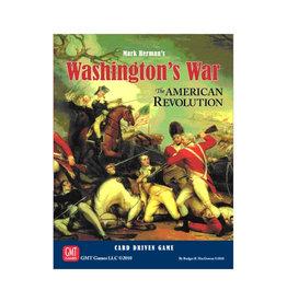 GMT Games Washington's War: The American Revolution